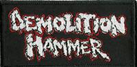DEMOLITION HAMMER - White Logo