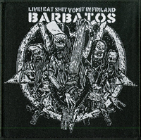 BARBATOS - Live! Eat Shit Vomit In Finland