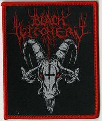 BLACK WITCHERY - Goat