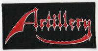 ARTILLERY - Logo