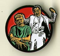 DEATH - Spiritual Healing Enamel Pin