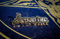 VENOM INC - Gold Logo
