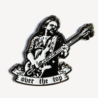 MOTORHEAD - Lemmy (Over The Top)