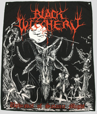 BLACK WITCHERY - Upheaval Satanic Might