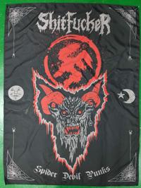 SHITFUCKER - Spider Devil Punks