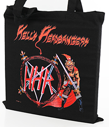HELLS HEADBANGERS - Blasting Our Way Through The Boundaries Of Hell