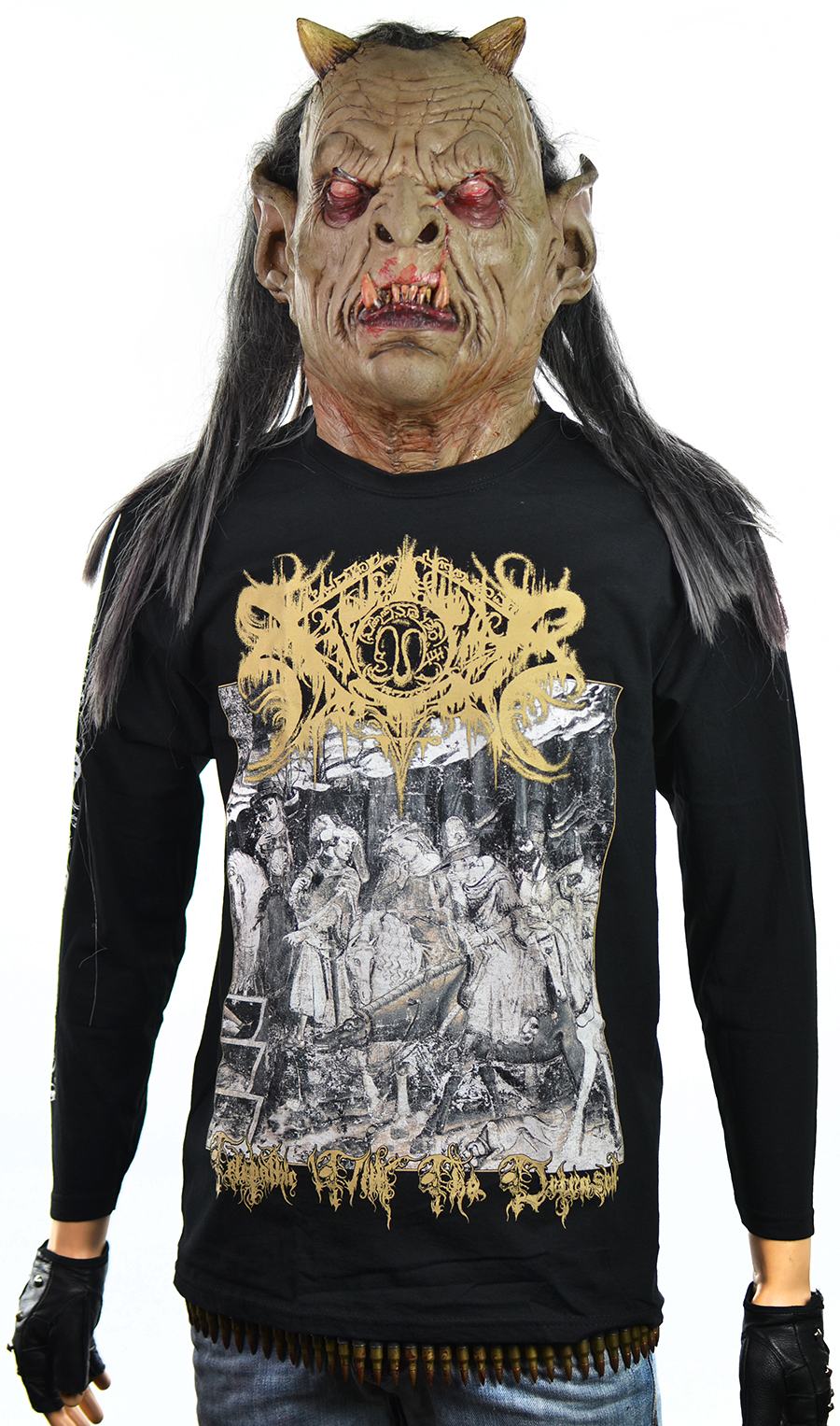 T-Shirt // Longsleeve XASTHUR Telepathic With the Deceased